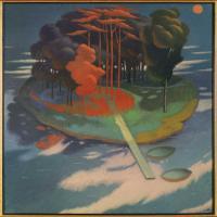"""""""L'isola"""" - (Olio su tela cm 80x80)"""